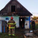 Сарненські вогнеборці врятували від знищення вогнем житловий будинок