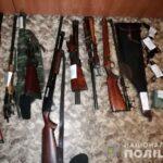 До поліції Рівненщини добровільно здано 74 одиниці зброї