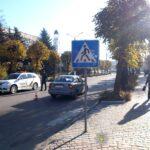 На Рівненщині жінка, на пішохідному переході, потрапила під колеса автівки