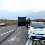 Поліцейські встановлюють обставини смертельної ДТП у Рівненському районі