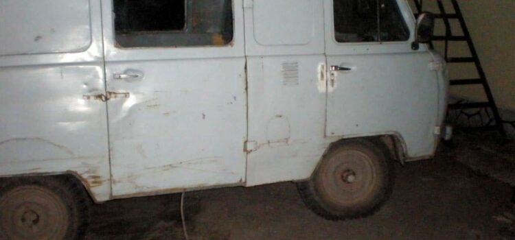 На Дубровиччині поліцейські вилучили автомобіль, дві мотопомпи та обладнання для незаконного видобутку бурштину