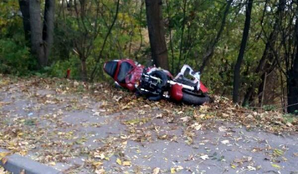 У Рівному в ДТП загинув мотоцикліст та пішохід