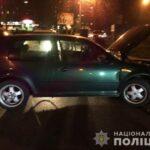 На Рівненщині сталися дві ДТП, у яких водії зіткнулися із бетонними конструкціями