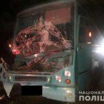 Унаслідок зіткнення трьох авто на Костопільщині травмувалися троє пасажирів маршрутки