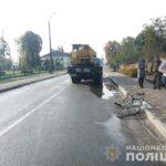 На Рівненщині у ДТП постраждала велосипедистка