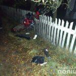 На Рівненщині в ДТП постраждав мотоцикліст із 9-річною дівчинкою