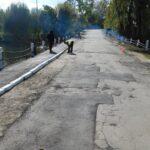 На Гощанщині відремонтували мости