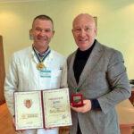 Головному лікарю обласної лікарні присвоєно звання «Почесний професор» Чеської академії