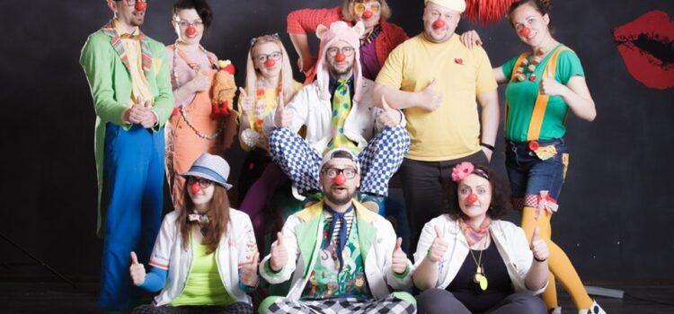 Лікарняні клоуни шукають учасників у свою команду