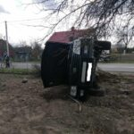 Костопільські рятувальники надали допомогу працівникам поліції під час ДТП