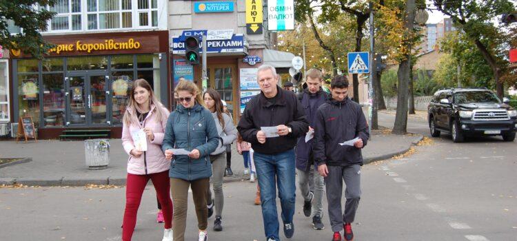 На Рівненщині відзначили Всесвітній день ходьби
