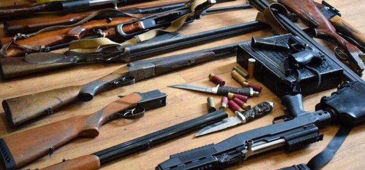 За два тижні громадяни здали до поліції близько 700 гранат, снарядів та мін