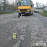 Зіткнення маршрутки та мотоцикла на Рівненщині: водій двоколісного у реанімації