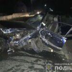 На Рівненщині у ДТП травмувалася пасажирка
