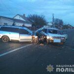 ДТП у Костополі: не розминулися двоє водіїв, а постраждала пасажирка