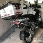Викрадача елітного мотоцикла оперативники викрили у Рівному
