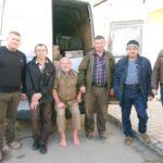 Волонтери з Рівненщини вирушили на схід із допомогою