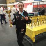 Патрульна з Сарн виборола перемогу на Чемпіонаті Світу з гирьового спорту