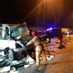 На Рівненщині смертельна ДТП: зіткнулися два мікроавтобуси