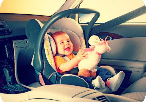 Рівнянам на замітку: як вибрати дитяче автомобільне крісло