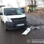На Рівненщині у ДТП тяжко травмувався мотоцикліст
