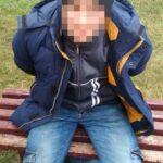 На Рівненщині дільничні затримали крадія скриньки для пожертв онкохворій жінці
