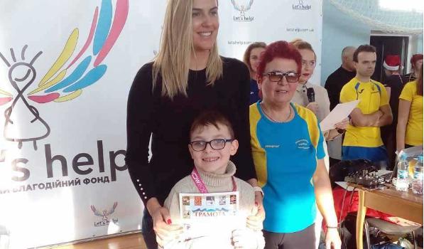 Рівненські особливі спортсмени стали чемпіонами з плавання