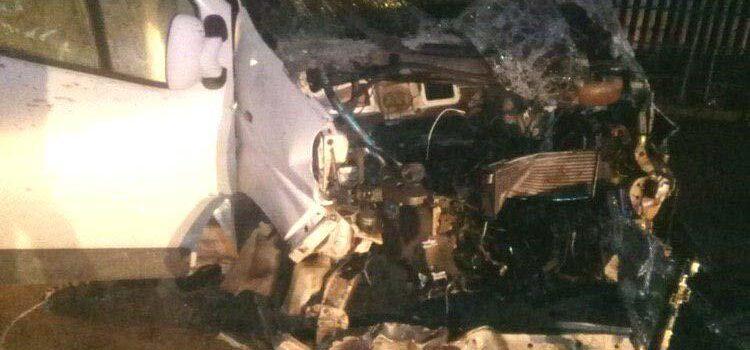 У ДТП на Рівненщині загинув 18-річний водій мікроавтобуса і травмувався його ровесник