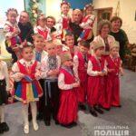 Спецпризначенці у Рівному відвідали «особливих» діток