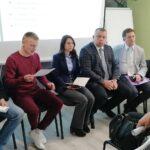 У Гощі обговорили важливі питання розвитку селища та району вцілому