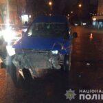 ДТП з п'ятьма авто та угон: поліцейські шукають свідків події
