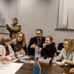 Рівненські журналісти відвідали Транскордонний форум