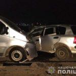 На Рівненщині внаслідок зіткнення трьох авто загинуло двоє водіїв