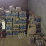 На Рівненщині ліквідовано склади, в яких зберігались фальсифіковані підакцизні товари
